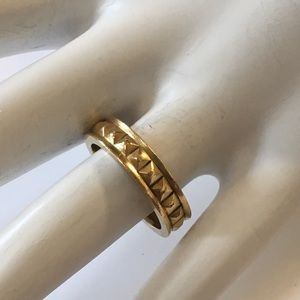 Jewelry - 18KT Yellow Gold MING'S Hawaii Eternity Band Ring